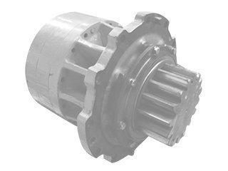 Reductor de rotacion para JCB JS240LCCAPSII