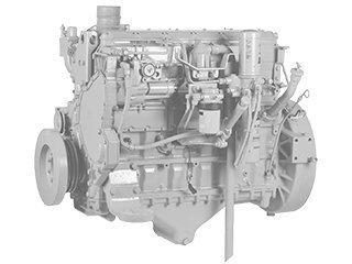 Motor térmico para CATERPILLAR D6H