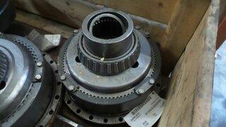 Reductor de ruedas para BELL B25B