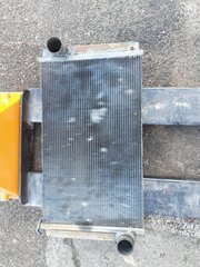 Radiador de agua para CASE 1088P