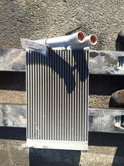 Radiador de agua para LIEBHERR R317