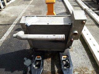 Radiador de agua para LIEBHERR R312