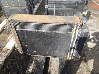 Radiador de agua para LIEBHERR PR722