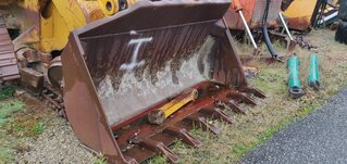 Cazos de cargador para LIEBHERR LR621B