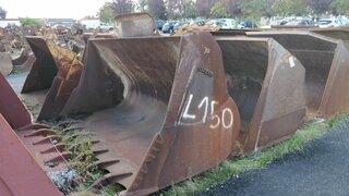 Cazos de cargador para VOLVO L150