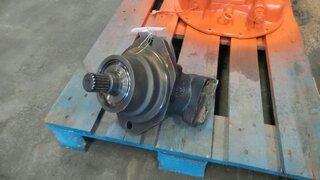 Motor hidráulico de translación para CASE 1188