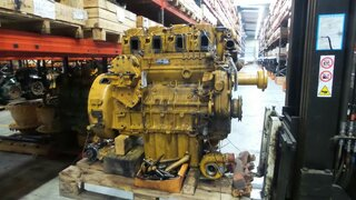Motor térmico para LIEBHERR A902LI