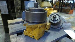 Motor hidráulico de translación para LIEBHERR R902LI