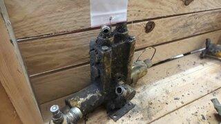 Distribuidor hidraulico para CHAMPION 710A